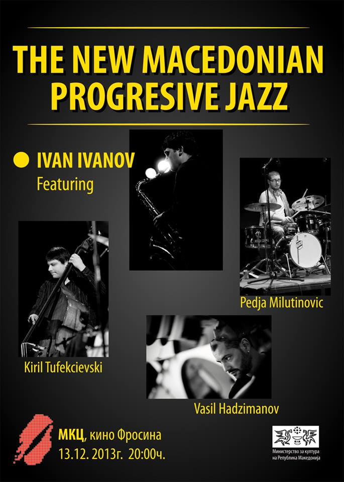 THE NEW MACEDONIAN PROGRESIVE JAZZ